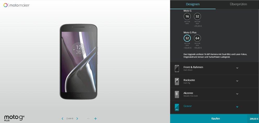 Moto G4 Plus Motorola