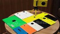 Nokia Lumia 2020, Lumia 650 XL und XL2 auf geleaktem Bild gezeigt