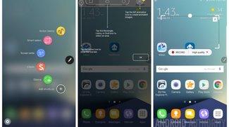 """Galaxy Note 7: Neue Screenshots enthüllen Details zum Iris-Scanner und """"Glance"""""""