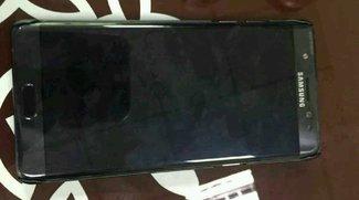Samsung Galaxy Note 7: Geleakte Fotos bestätigen Design und neue Funktionen