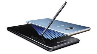 Samsung Galaxy Note 7: Präsentation im 360-Grad-Livestream heute um 17 Uhr