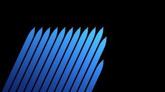 Samsung Galaxy Note 7: Wallpaper zum Download geleakt