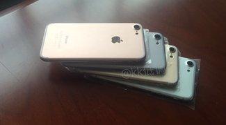 iPhone 7: Weitere Fotos und ein kurzes Video geleakt
