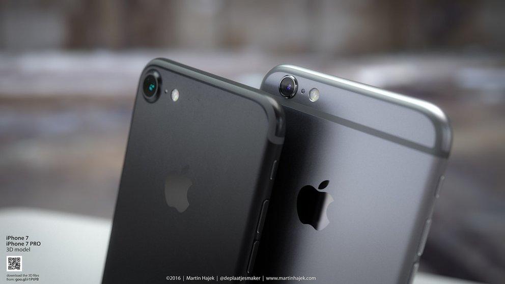 Apple iPhone 7: Bilder und Video eines möglichen Prototypen geleakt