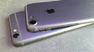iPhone 7 und iPhone 6s: Design im Video verglichen