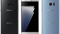 Samsung Galaxy Note 7 wird wohl teurer als gedacht