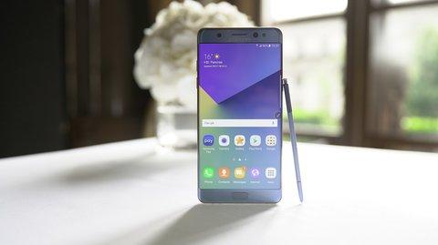 Samsung Galaxy Note 7: Grund für Brände gefunden