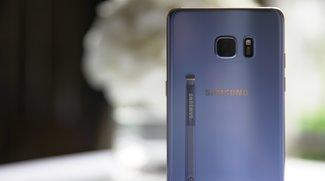 Vergleich: Samsung Galaxy Note 7 vs. Galaxy S7 (edge) und Note 5