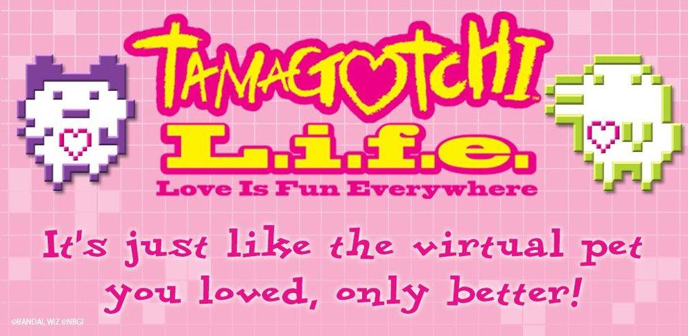 Tamagotchi Life: Android-Version des Pixel-Pflegefalls veröffentlicht [APK-Download]