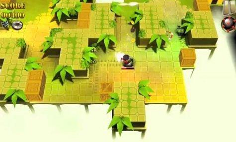 Tank Riders: Oldschool-Arcade-Panzerspiel bald erhältlich