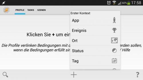 Tasker android tutorial deutsche