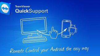 TeamViewer: Samsung-Smartphone oder -Tablet vom PC aus verwalten