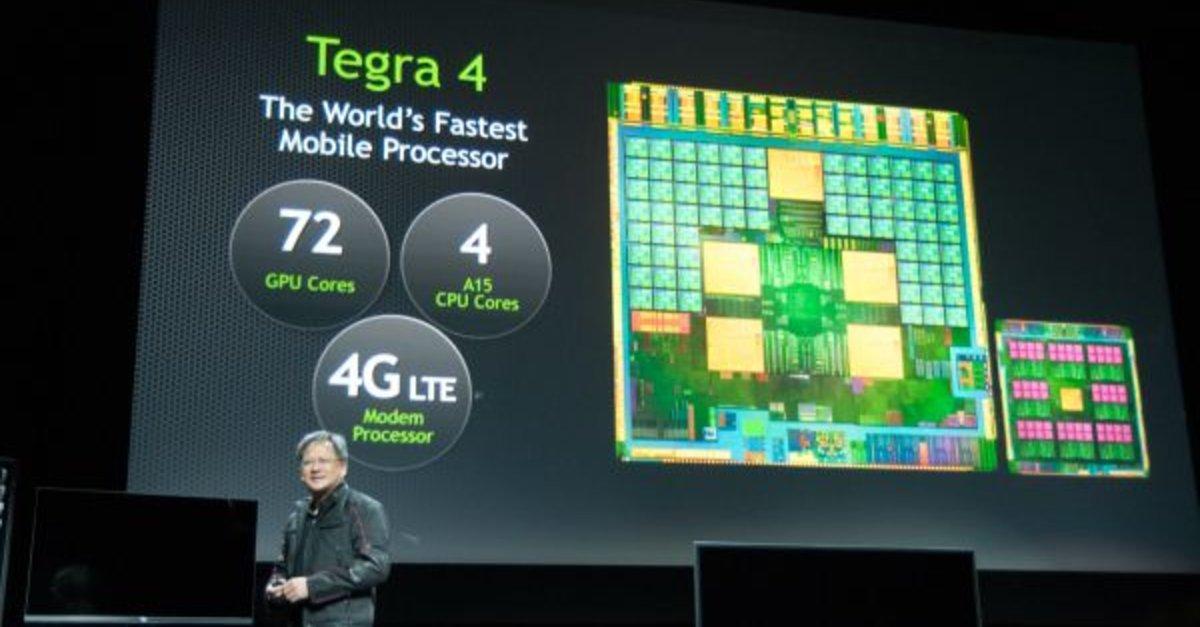 NVIDIA Tegra 4: Kaum Interesse seitens der Hersteller – GIGA