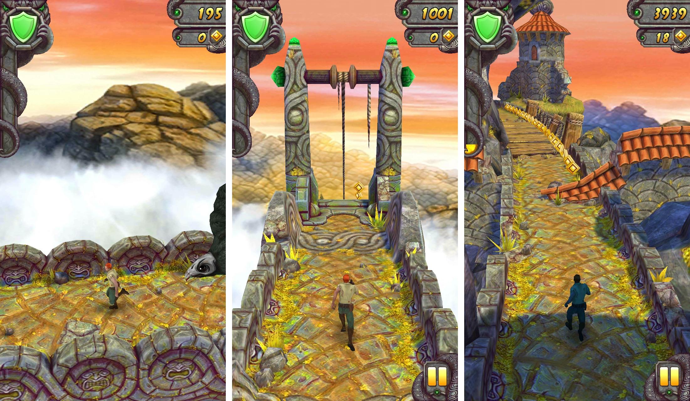 temple run kostenlos online spielen