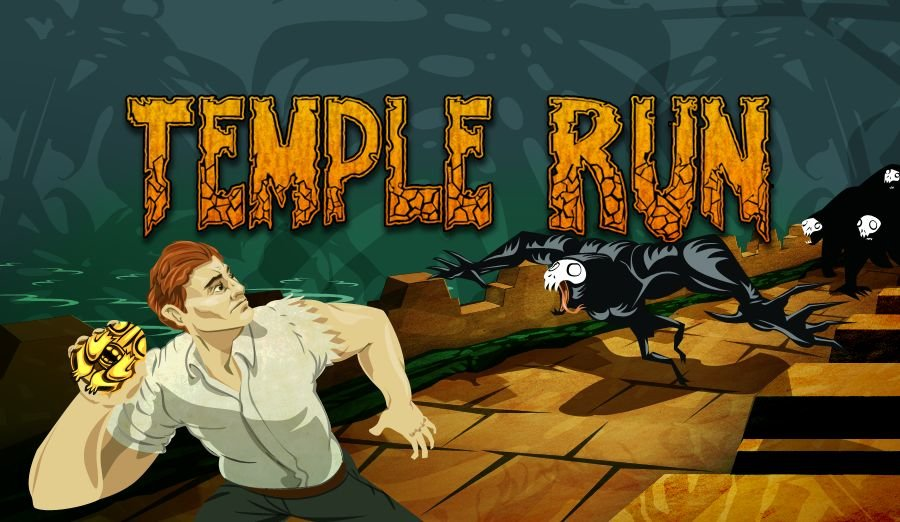 Temple Run: Ab sofort kostenlos im Play Store verfügbar