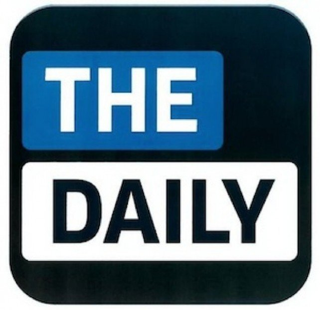 The Daily: Die digitale Tageszeitung im Sommer auch für Android?