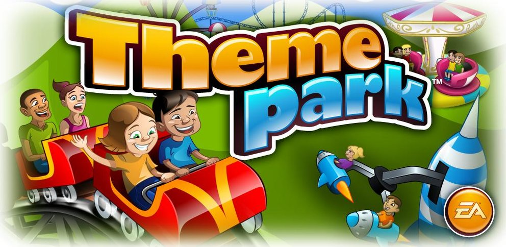 Theme Park: Android-Version des Vergnügungspark-Baukastens im Play Store