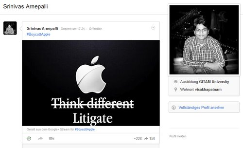 apple think different litigate