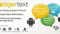 TigerText: Dropbox-Dateien mit Verfallsdatum, bald auch unter Android