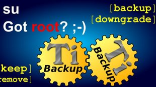 Titanium Backup: Update bringt Google Drive-Integration