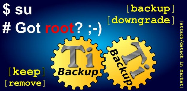 Titanium Backup: Update bringt Google Drive-Integration