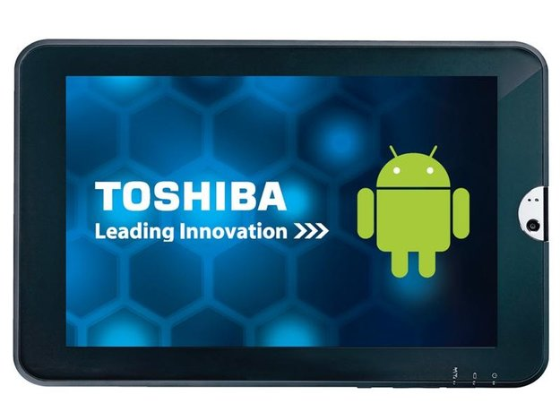 Toshiba Thrive: 10-Zoller erhält verfrühtes ICS-Upgrade