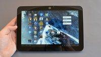 """Toshiba AT200 """"Excite"""": Test zum dünnsten Android-Tablet"""