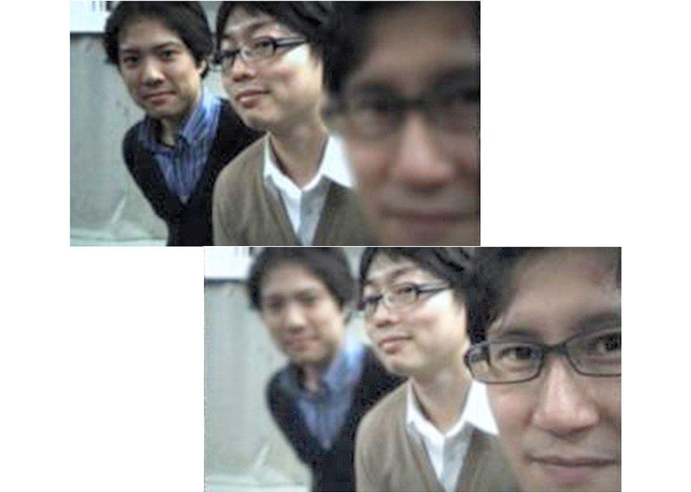 Smartphone-Kameras: Toshiba-Modul ermöglicht unschärfefreie Bilder