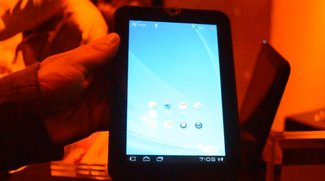 Toshiba Thrive: 7-Zoll-Variante des Outdoor-Tablets im Hands-on [CES 2012]