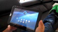 Toshiba Thrive aka AT100 im Hands On-Video