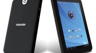 Toshiba Thrive 7 enthüllt
