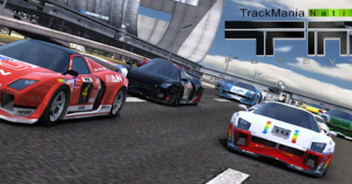 trackmania kostenlos spielen