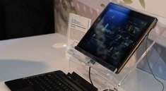 Asus EeePad Transformer mit Honeycomb im Video [CeBIT 2011]