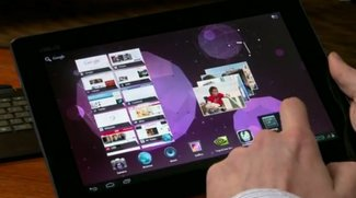 ASUS Transformer Prime: Android 4.0 Ice Cream Sandwich kommt im Januar