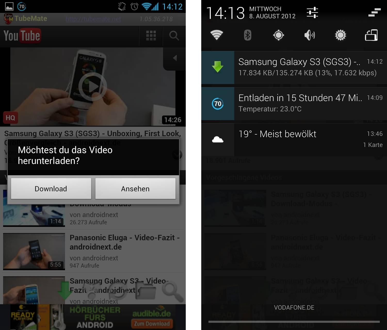 Youtube App Hängt