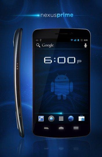 Nexus Prime Bilder und Video: Der iPhone 4s-Herausforderer in voller Pracht