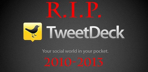 TweetDeck: Twitter-Client für Android vor dem Aus