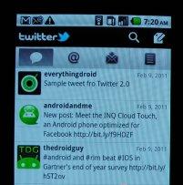 Twitter 2.0 für Android kommt mit überarbeiteter UI