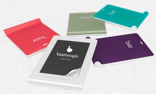 txtr: E Ink-Reader mit Android-Konnektivität für 10 Euro angekündigt
