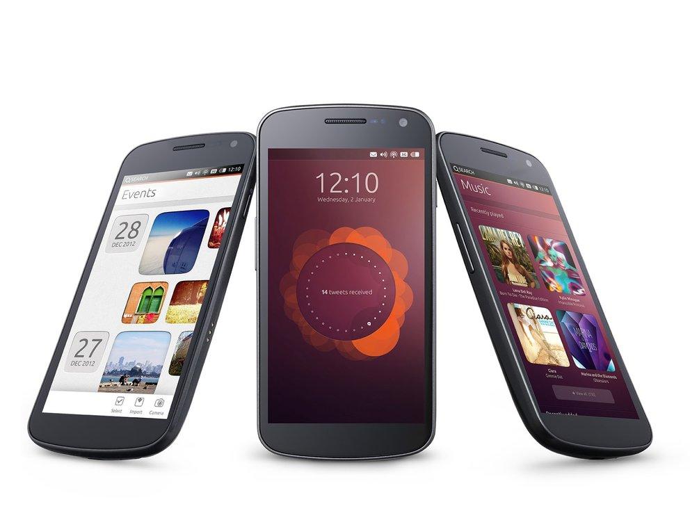 Ubuntu: Smartphone-OS angekündigt, kompatibel mit vielen Android-Geräten