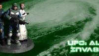 UFO - Alien Invasion kostenlos spielen