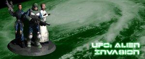 UFO - Alien Invasion