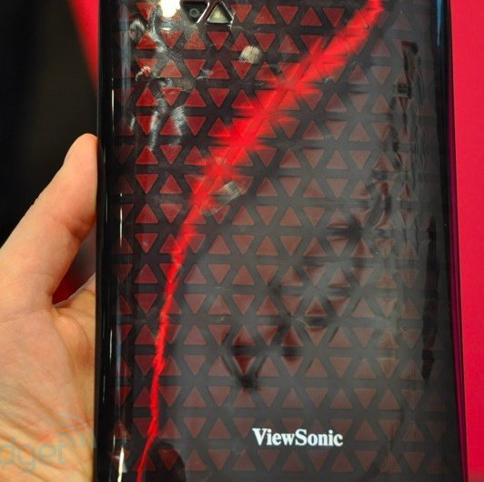 Viewsonic Viewpad 7x: 7 Zoll-Tablet mit Honeycomb