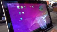 Viewsonic VSD240: 24 Zoll-Touchscreen-Monitor mit Jelly Bean im Hands-On [CES 2013]