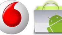 Vodafone: Android Market-Apps per Telefonrechnung bezahlen