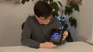 Hugendubel & Weltbild: Cat Nova-Tablet mit Android im Unboxing-Video