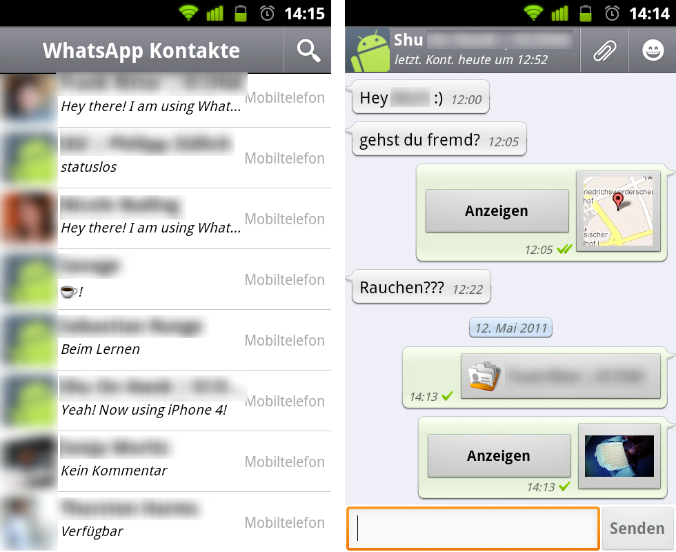 Optimus 5 Search - Image - whatsapp android