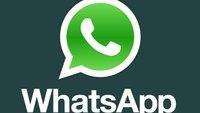 WhatsApp: Jahresgebühr für Freunde zahlen jetzt möglich – so geht's