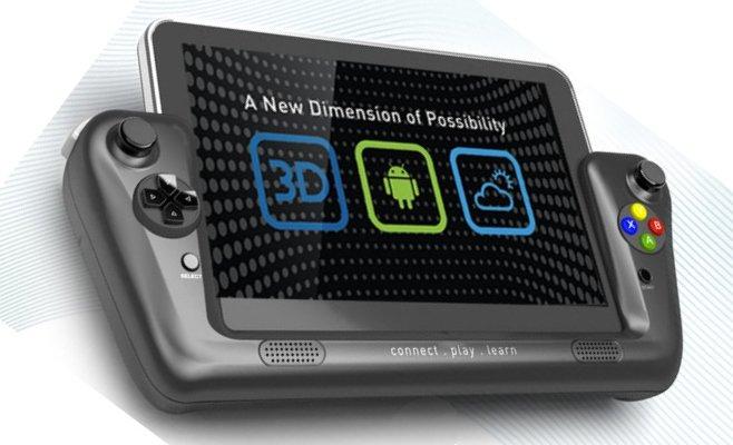 Wikipad 3D: 8-Zoll-Tablet mit 3D-Screen und Tegra 3 für 200 Dollar [CES 2012]
