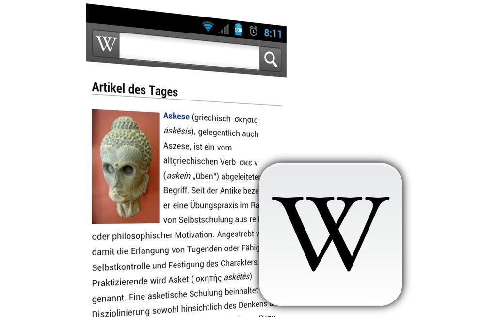 Wikipedia: Offizielle Android-App des Online-Lexikons jetzt verfügbar